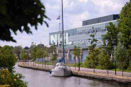Studeren-in-Leeuwarden-NHL-Hogeschool-Nieuwbouw-Leeuwarden