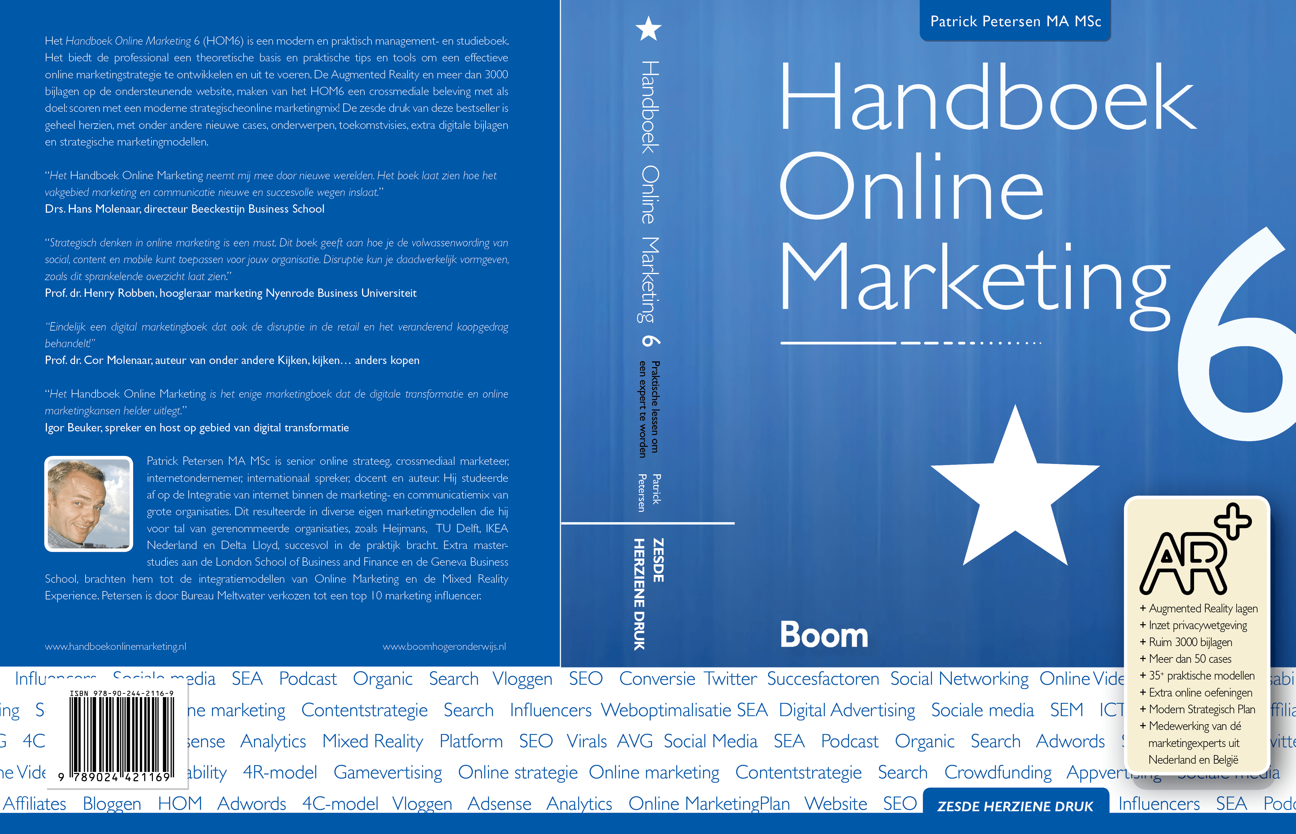Ook Google zet het Handboek Online Marketing 6 bovenaan! #onlinemarketingboek - Handboek Online Marketing