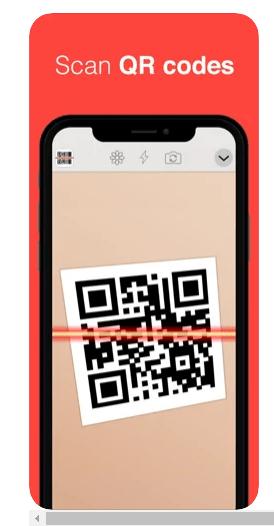 De bijlagen via de QR-codes in het Handboek Online Marketing scannen?